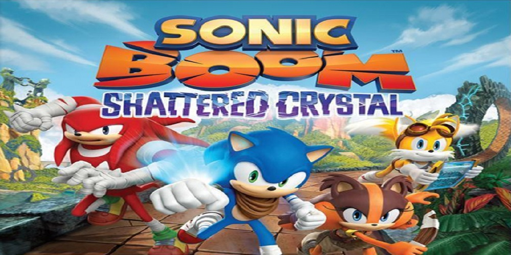 Sonic Boom: Shattered Crystal / 3DS