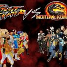 Street Fighter vs. Mortal Kombat: NES / MUGEN