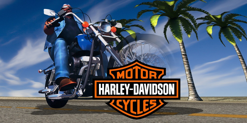 Harley Davidson and L.A. Riders / ARCADE