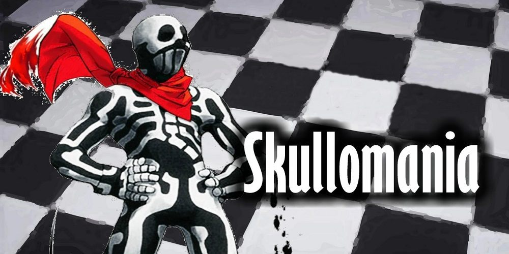 Skullomania [Street Fighter] / Biyografi