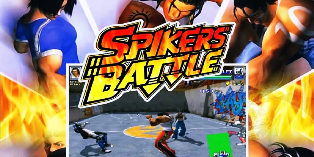 Spikers Battle / ARCADE