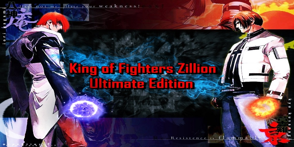 The King of Fighters Zillion Ultimate Edition / MUGEN