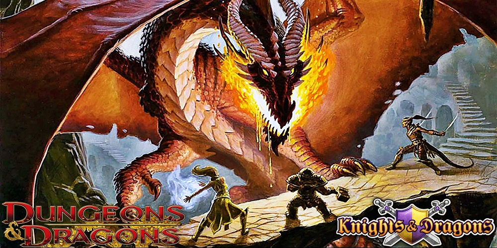 Dungeons & Dragons: Knights & Dragons - Hack / OPENBOR