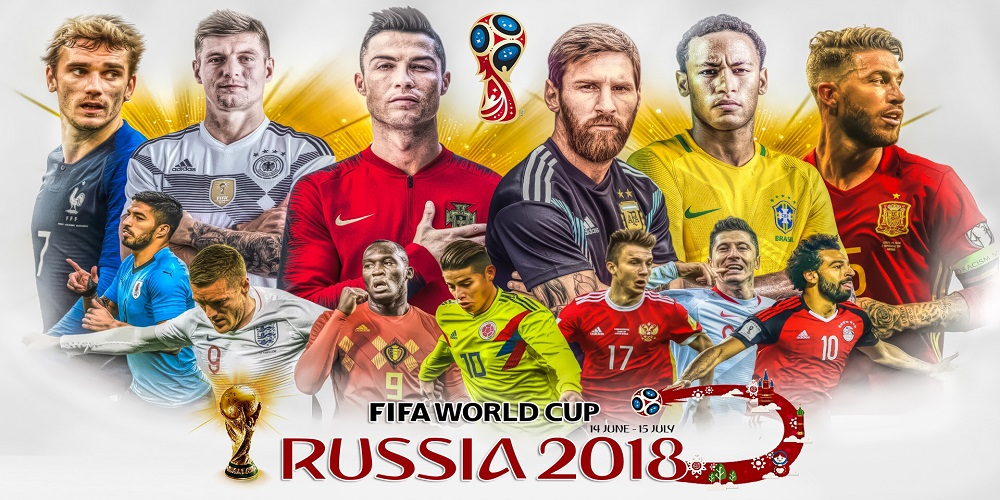 FIFA World Cup Russia 2018 – PES Edition / PS2