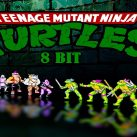 Teenage Mutant Ninja Turtles 8-Bit / OPENBOR