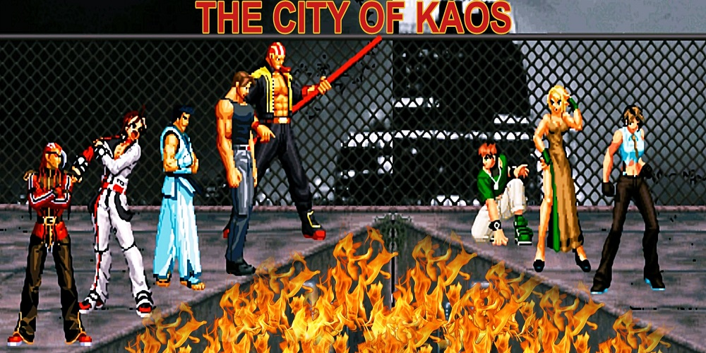 The City of Kaos / OPENBOR