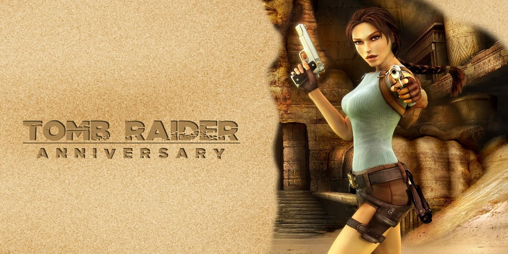 Tomb Raider: Anniversary / PS2