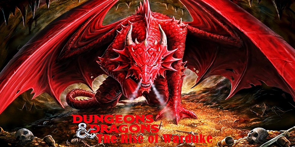 Dungeons and Dragons: The Rise of Warduke / OPENBOR