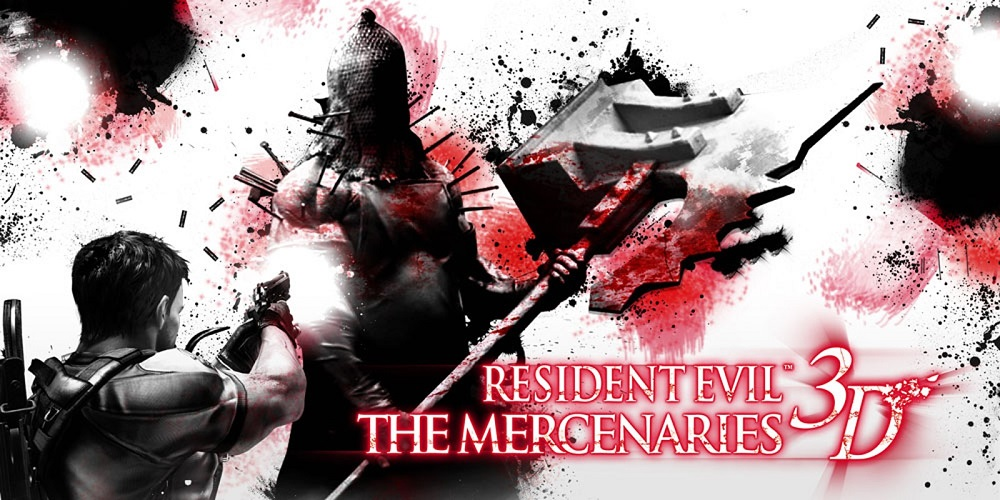 Resident Evil: The Mercenaries 3D / 3DS