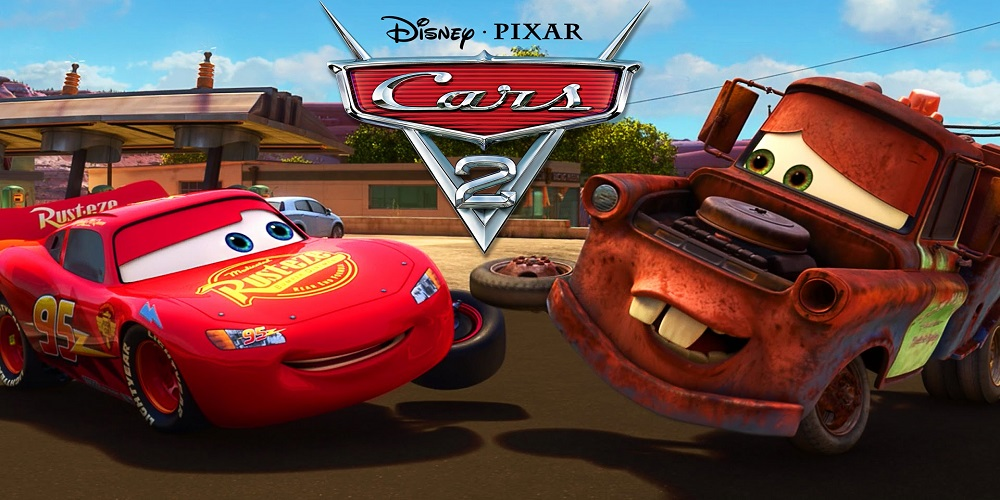 Cars 2 / 3DS