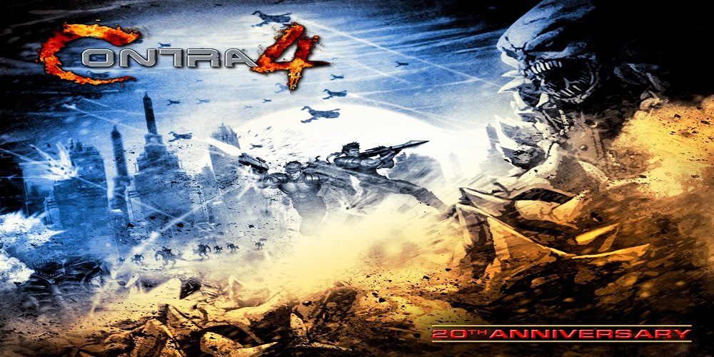 Contra 4 / NDS