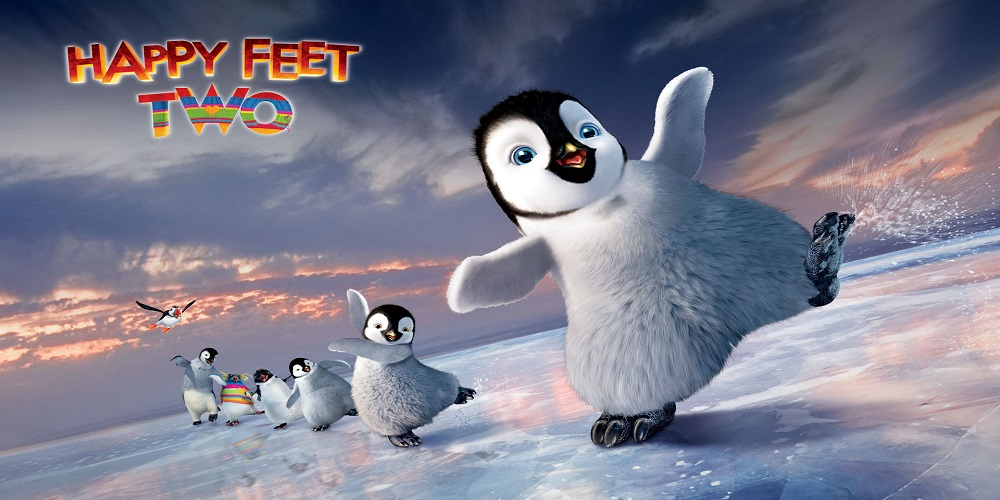 Happy Feet Two / 3DS