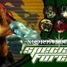 Mortal Kombat: Special Forces / PSX