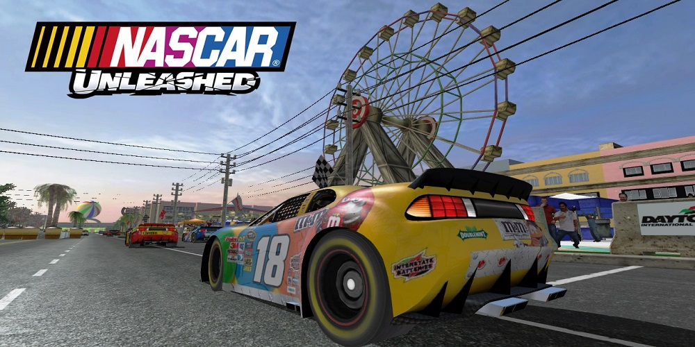 Nascar Unleashed / 3DS