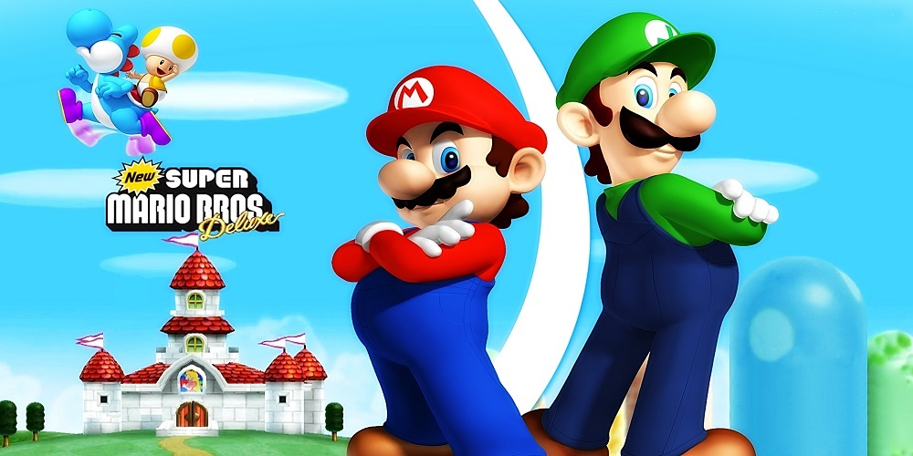 New Super Mario Bros. Deluxe / NDS