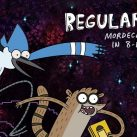 Regular Show: Mordecai and Rigby in 8-Bit Land / 3DS