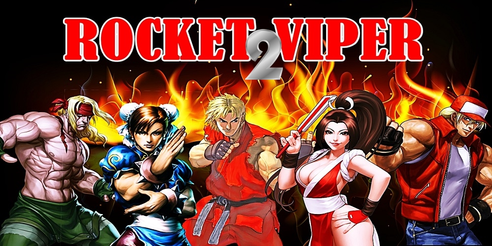 Rocket Viper 2: Fighter Extinction Project / Android