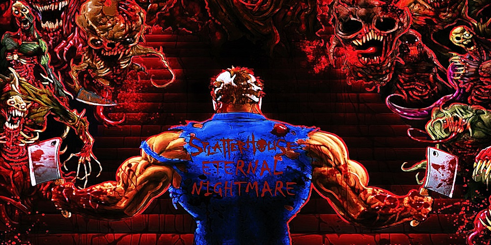 Splatterhouse Eternal Nightmare / OPENBOR