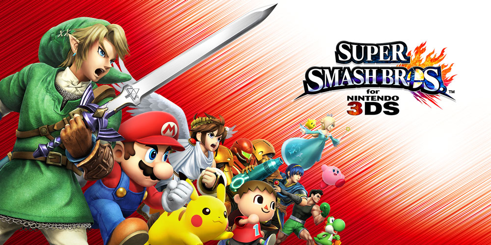 Super Smash Bros / 3DS