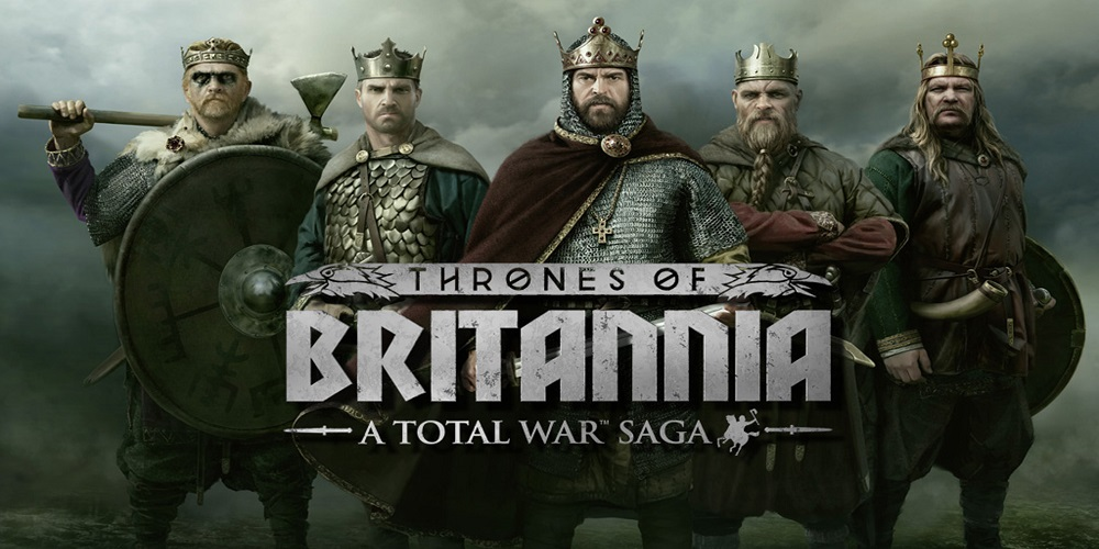 Total War Saga: Thrones of Britannia / PC