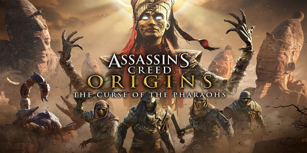 Assassin's Creed Origins – The Curse Of The Pharaohs / PC