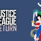 Justice League United: Return / OPENBOR