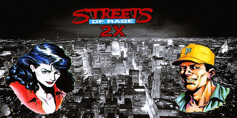 Streets of Rage 2X: Edited v2 / OPENBOR