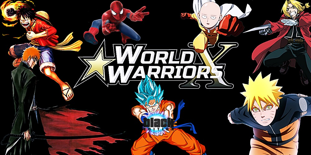 World Warriors X: Black Edition / MUGEN