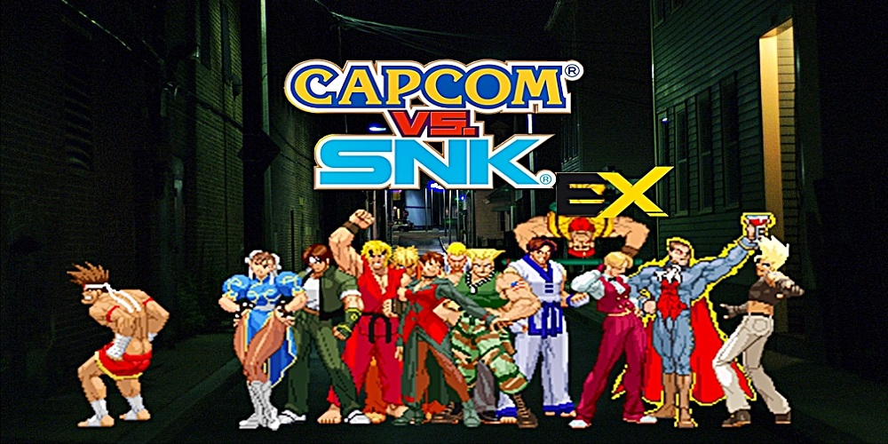 SNK vs. Capcom EX / IKEMEN