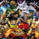 Dragon Ball Z vs. Street Fighter / MUGEN