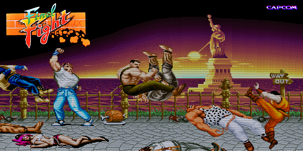 Final Fight: Two Player [HACK] / SNES