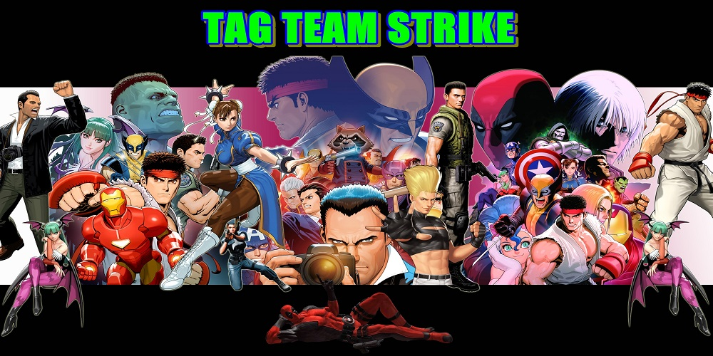 Tag Team Strike v1.1 / MUGEN