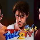 Streets of Rage 2 - Final Fight Crossover [HACK] / GENESIS