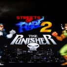 The Punisher in the Streets of Rage [HACK] / GENESIS