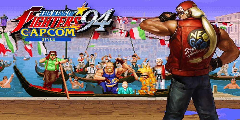 The King of Fighters '94 Capcom Style / MUGEN
