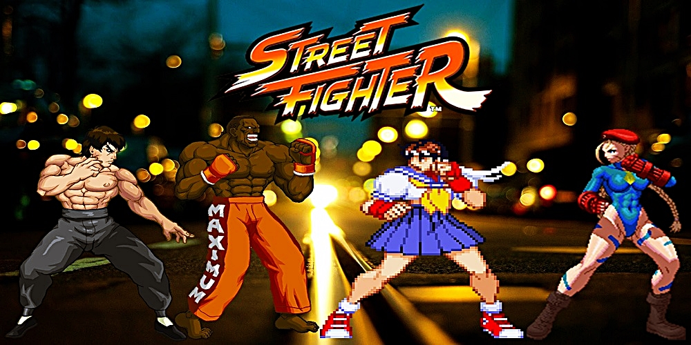 BORRemix: Street Fighter Edition 2 / OPENBOR
