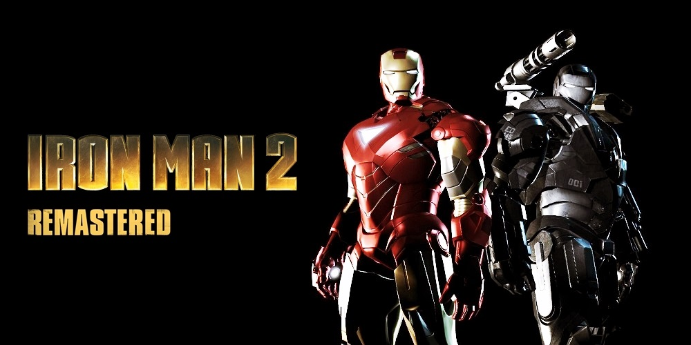 Iron Man 2: Remastered [MOD] / PSP