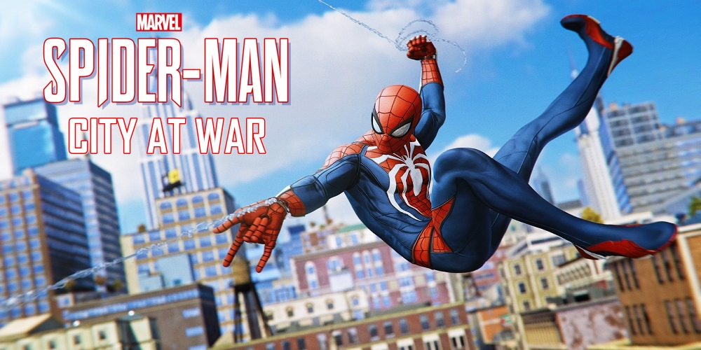Spider-Man: City at War [MOD] / PSP