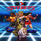 Streets of Rage 2X: Tracker's Lair / OPENBOR