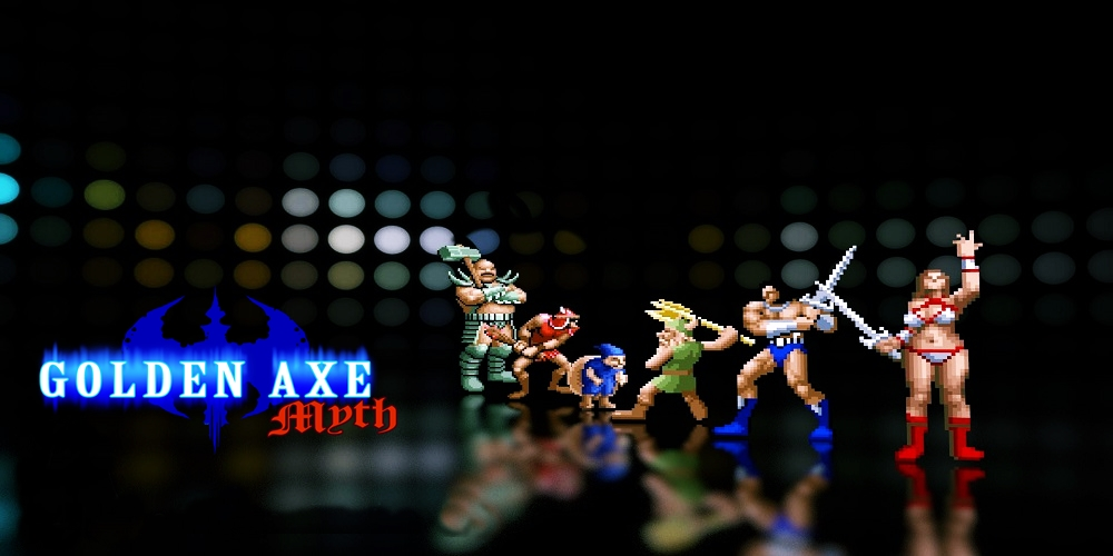 Golden Axe Myth / OPENBOR