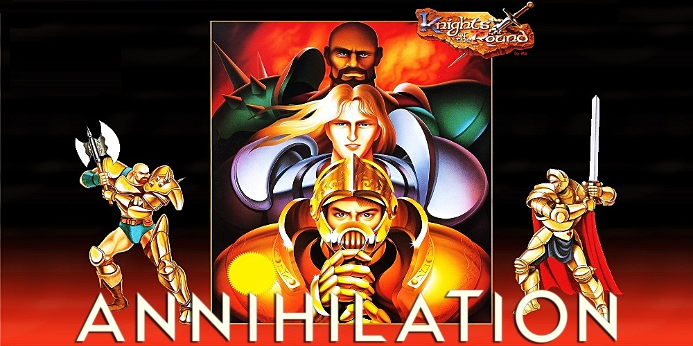 Knights of the Round: Annihilation / OPENBOR