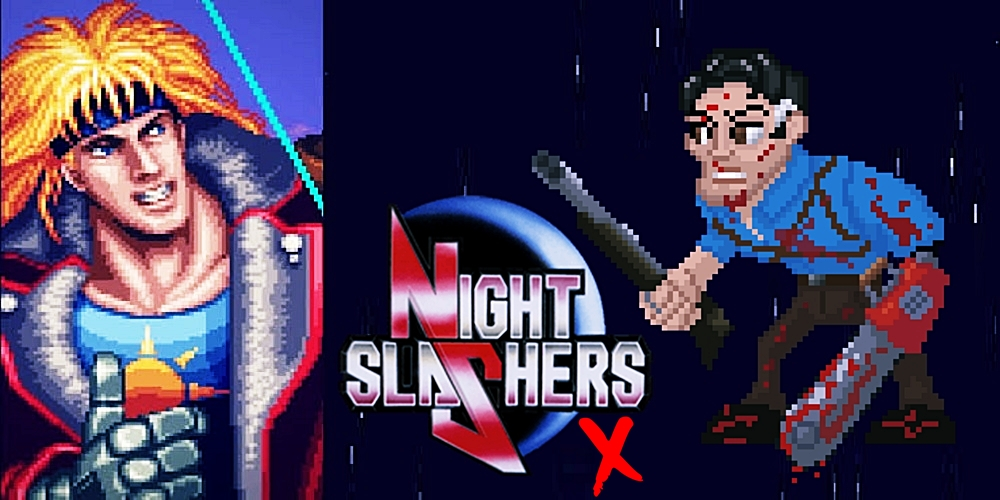 Night Slashers X / OPENBOR