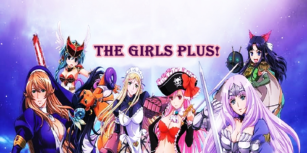 The Girls plus! / OPENBOR