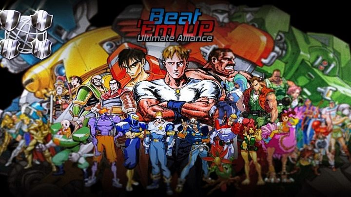 Beat'Em Up Ultimate Alliance v2 / OPENBOR