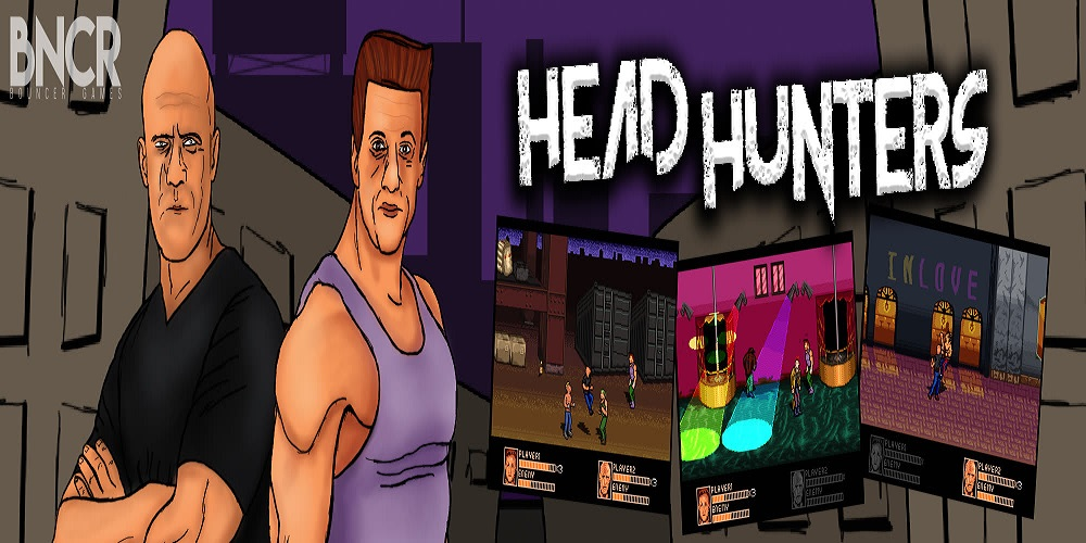 Head Hunters / OPENBOR