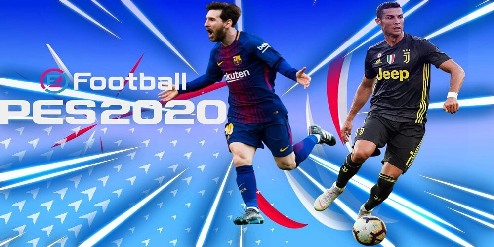 eFootball PES 2020 / PS2