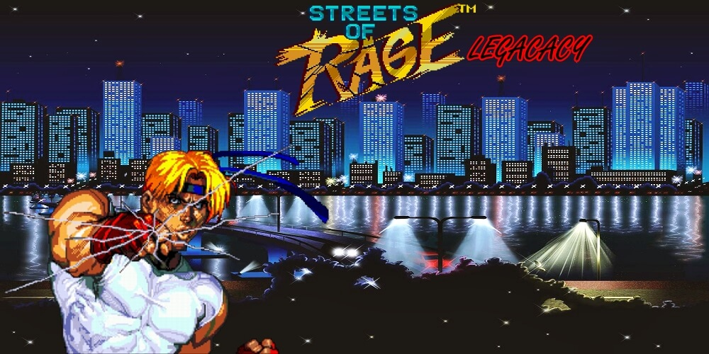 Streets of Rage: Legacy / OPENBOR