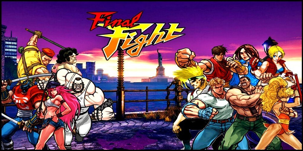 Final Fight: Remastered / OPENBOR