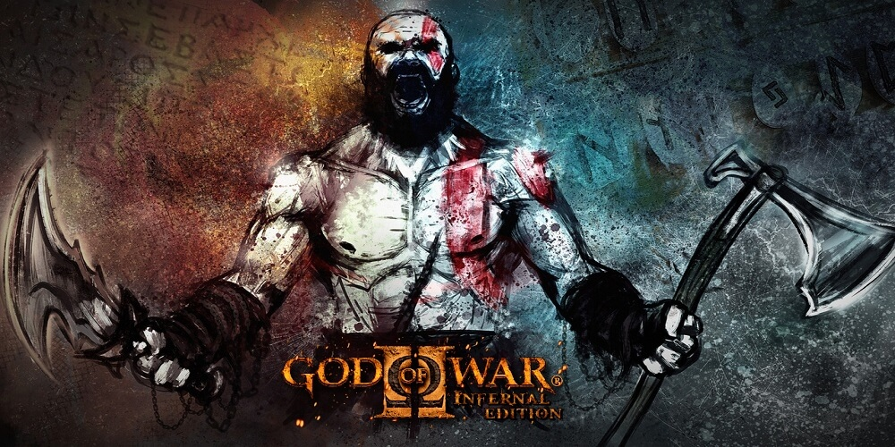 God of War 2: Infernal Edition / PS2