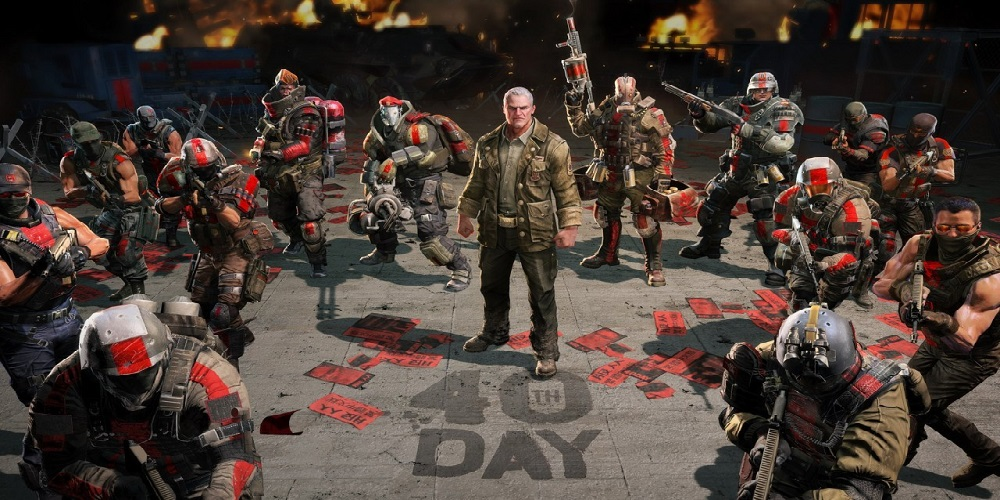 Army of Two: The 40th Day / PSP